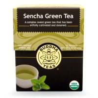 Sencha Green Tea – A Japanese green tea with a crisp savory taste