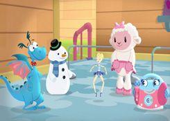 DoctoraJuguetesJuegos.com - Juego: Rompecabezas Ballet con Bella - Juegos de Puzzles de Doctora Juguetes Disney Jugar Gratis Online