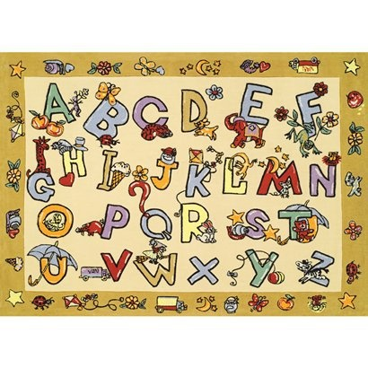 Alphabet Rug From Target Around The House And Baby