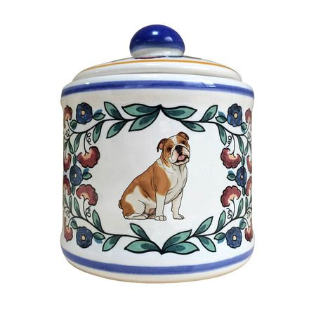 Bulldog Sugar Bowl