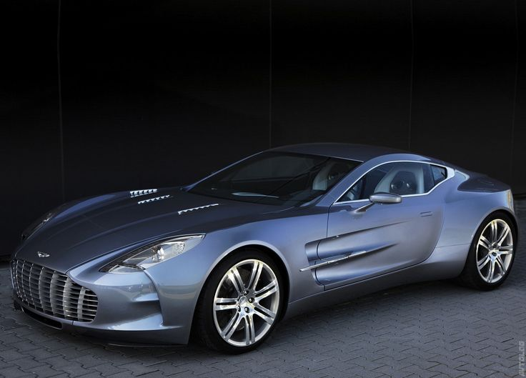 Beautiful 2010 Aston Martin One 77 Pictures Gallery