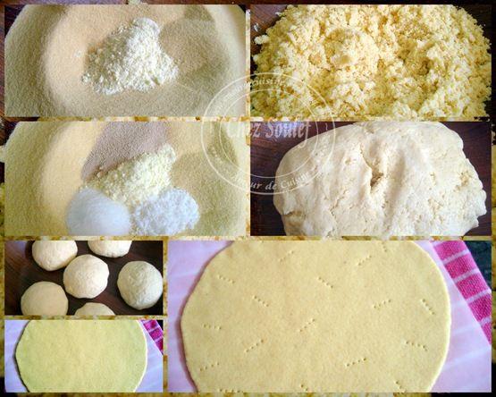 kesra rakhsiss - galette rakhsiss Bonjour tout le monde,  J'aime la galette, et je profite depuis...