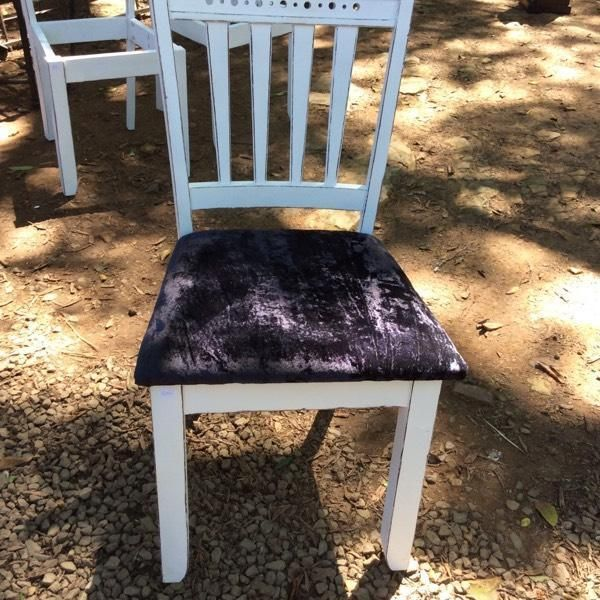 Don't miss our new chairs just in as we have in all colours and all shabby chic white! HEY JUDES has two shops, one in Hillcrest and other original Barn on our sugarcane farm 10km fm Camperdown and 20 mins from Hillcrest, convenient to PMB environs and also Kingsborough as off R603 and easy up N3 from Hillcrest side. HEY JUDES STOCKS everything and we will ROCK your homes with our finds and revamps! Lots to see as new stock in four times a week, nothing is boring and it is hectic so be…