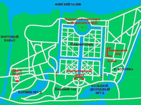 Стрельна, история создания Константиновского дворца