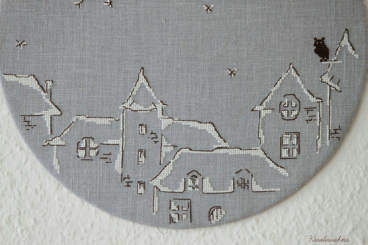 About Handmade: домики