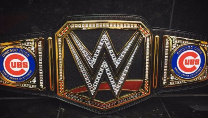 Triple H Reveals World Title Belt For The Chicago Cubs, Edge Talks Transforming His Character