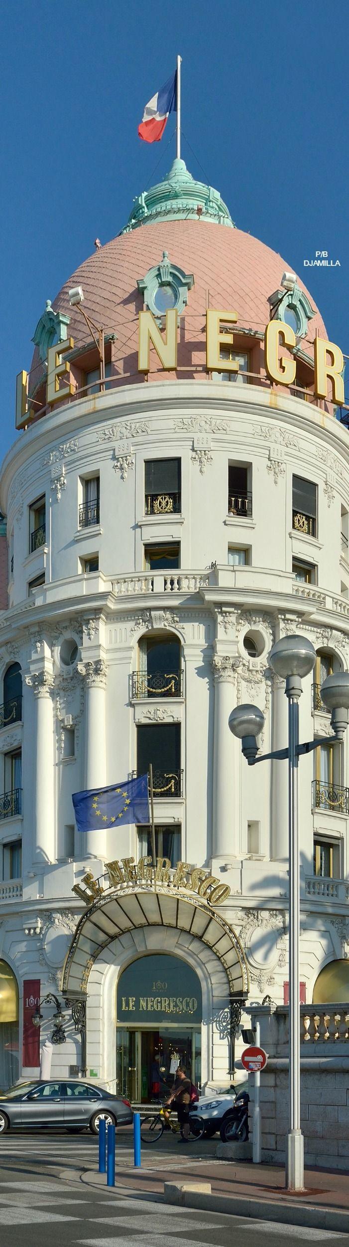 Hotel Le Negresco - Nice