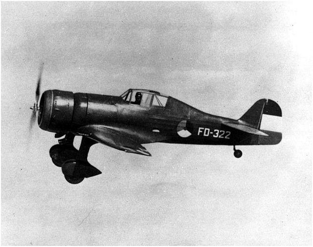 Fokker D-XX1