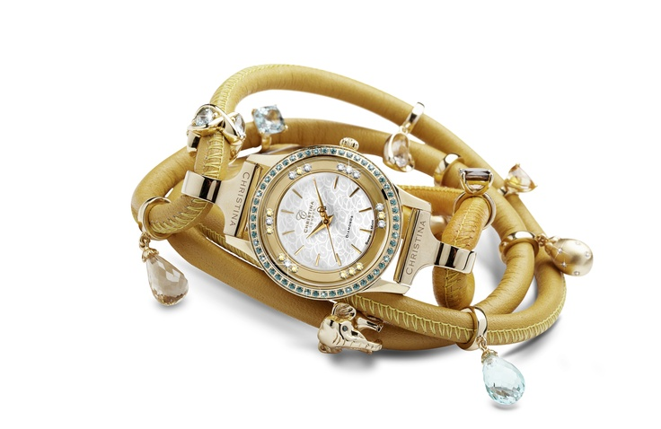 Choose, collect and be UNIQE. We love beautiful things! We love Christina Watches!