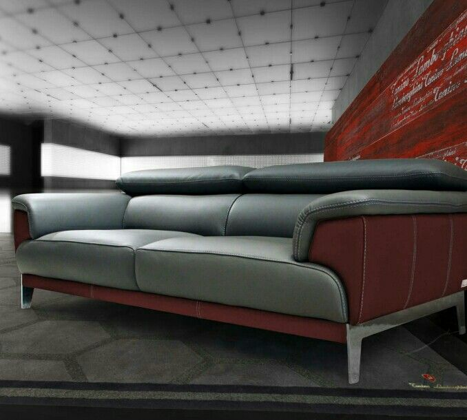 Eris sofa by Lamborghini Casa
