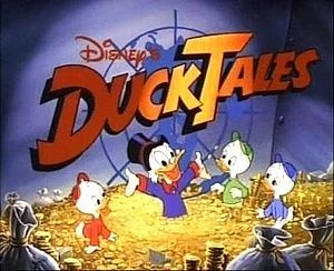 Duck Tales on Saturday Mornings