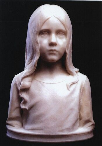 Pier Pander Portret van een meisje, coll. Musem Dr8888