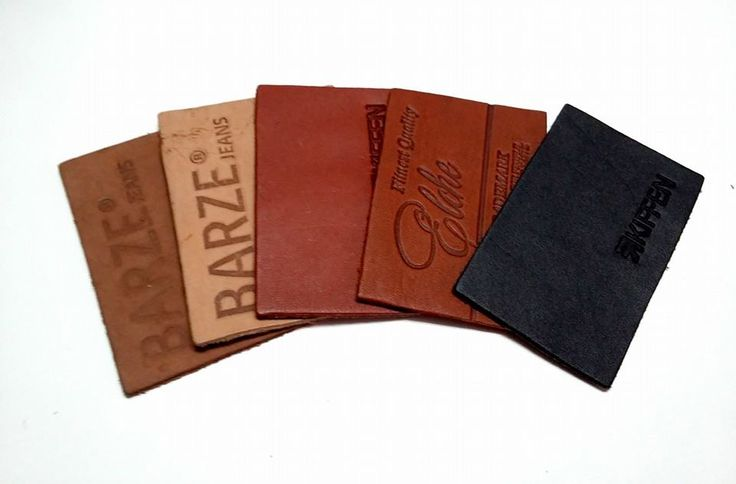 Etiquetas PIEL SINTÉTICA  #Etiquetasjeans #jeans #etiquetas #moda #diseño #pretina #suaje #serigrafia #troqueleado #piel #sintetico