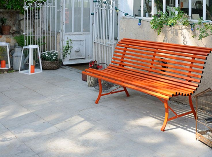 Louisiane Bench ~ $375.00 at barbed.co.uk