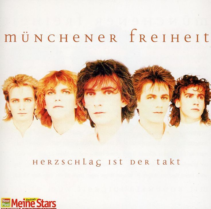 Munchener Freiheit - Herzschlag Ist Der Takt
