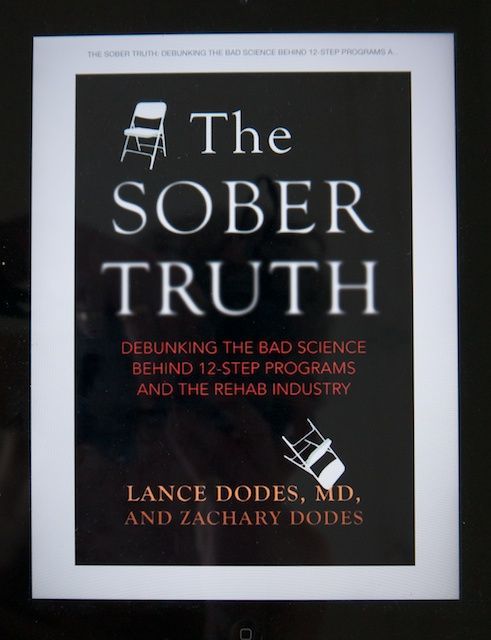 the sober truth agreat book about the myths of AA
