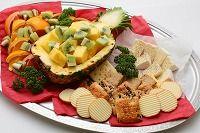 フルーツ&チーズスナックセット