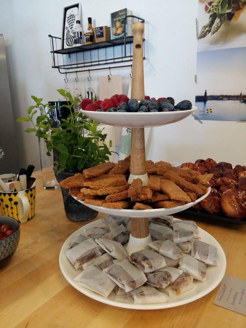 El restaurante sueco Pappa Sven nos había preparado el desyauno nórdico #pappasven #nordicfood #desayunonordico #estilonordico #primeracocinamiinusenespaña #miinus #cocina #nordicstyle