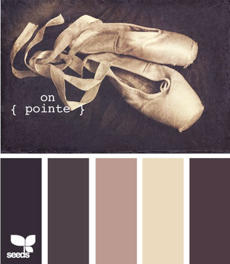 color pallet for home office/yoga room* I Like the purple-ish gray for