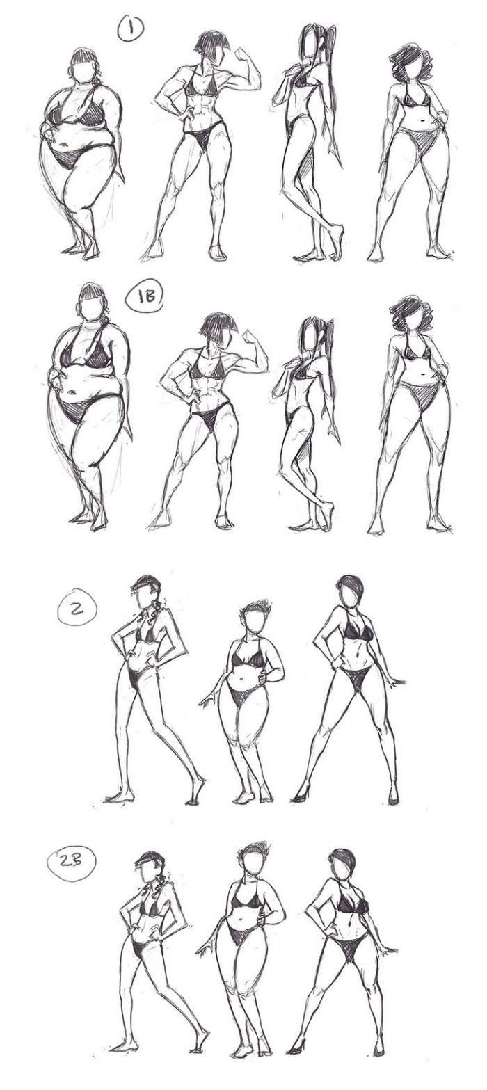 Lerne zu zeichnen # 3: Menschlicher Körper + Perspektive + Tiere – #draw #Körper #lerne #Menschlicher #Perspektive #Tiere #Zeichnen #zu