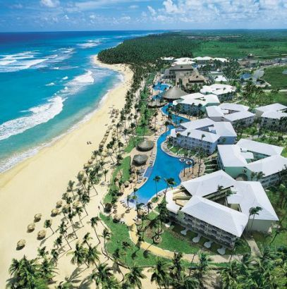 Secrets Excellence Resort. Punta Cana, Dominican Republic. Where we went on our Honeymoon. I want to go back. :)