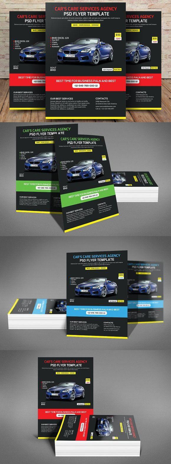 Rent A Car Flyer Templates . Flyer Templates