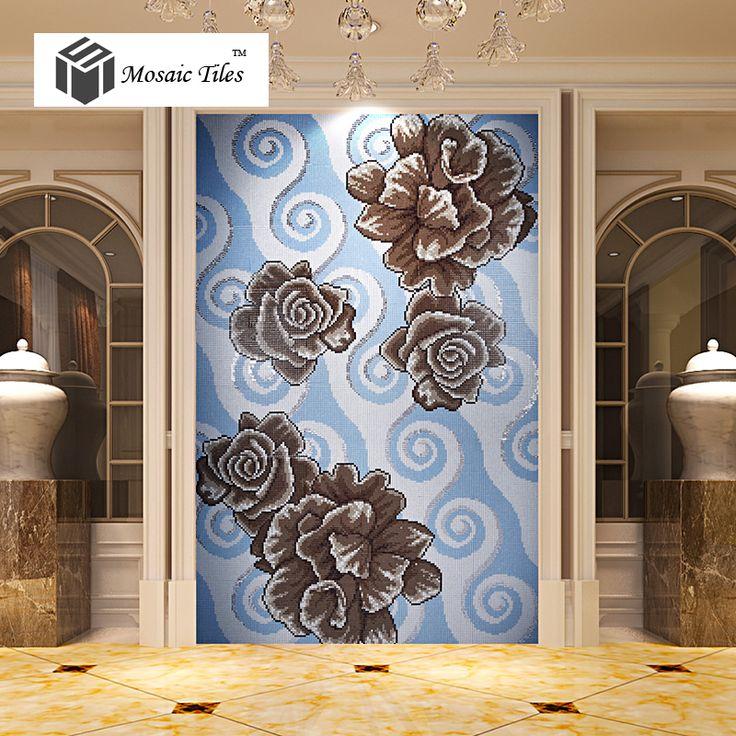 Las 25 mejores ideas sobre arte de la pared de mosaico en for Mosaicos de azulejos en paredes