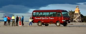 Farewell Spit Eco Tours, Golden Bay, New Zealand