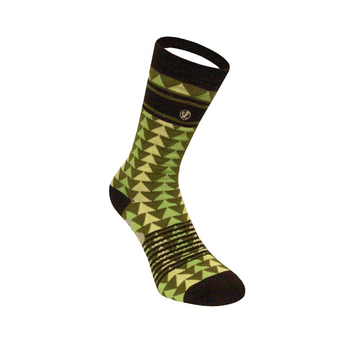 Legends Sock Company Dream Team Subs GC Choptills Green Crew Socks