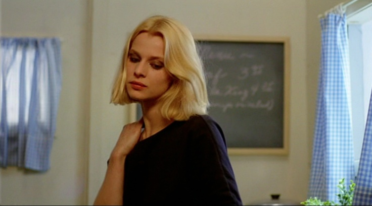 Nastassja Kinski in Paris, Texas
