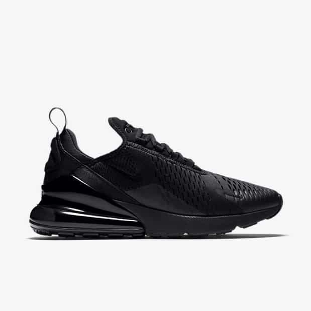 Zapatillas de deporte negras AH8050 005 Air Max 270 de Nike