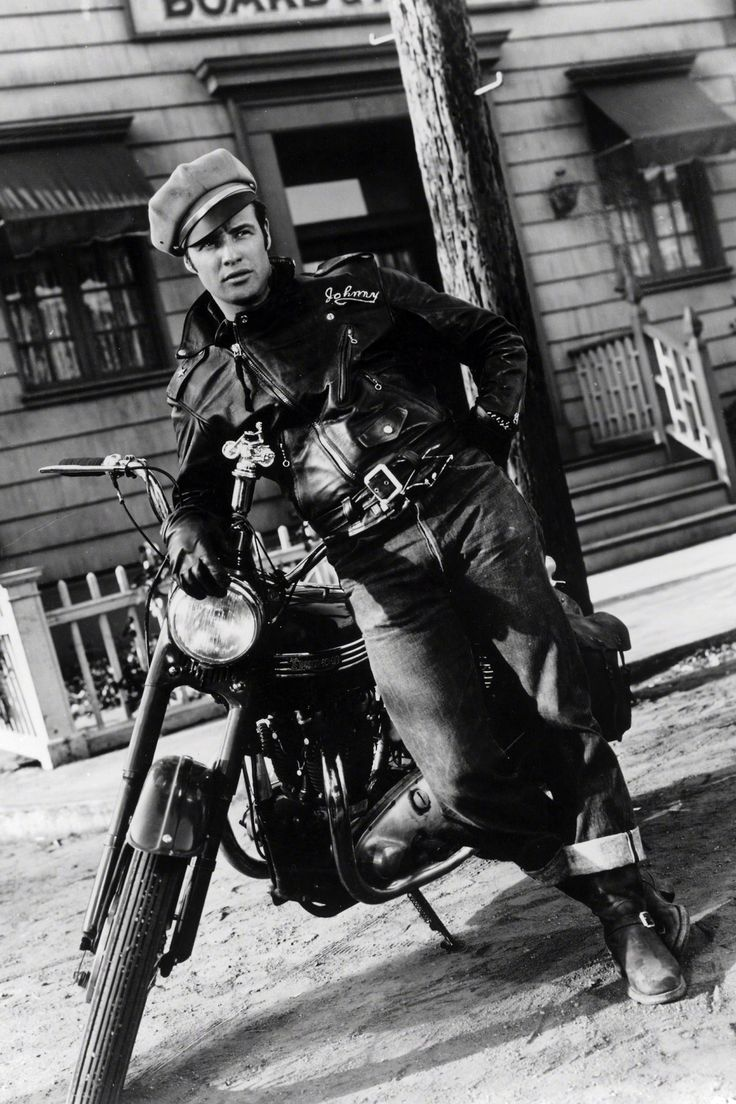 David Beckham starts his acting career in Belstaff's short film Outlaws, released on 22 September. His role as a motorcycle stuntman looks set to reinvigorate sales of Triumph bikes. But Triumph has long been the bike of choice for Marlon Brando, Steve McQueen, Brad Pitt and James Dean on film and television. Here's a selection