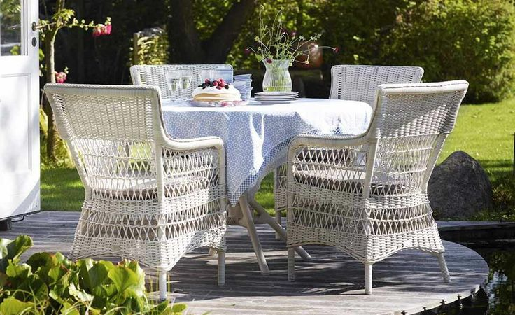 Leuke diner sets in alle kleuren en maten - Outdoor dining sets in all colors and sizes #Fonteyn