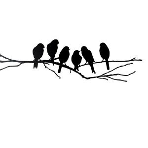 Birds for vinyl cutout