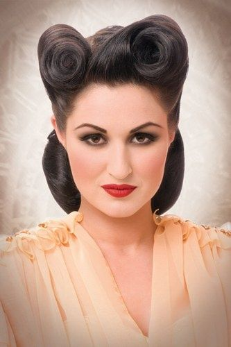 Rockabilly hair styling, let me show you how easy it is to create.