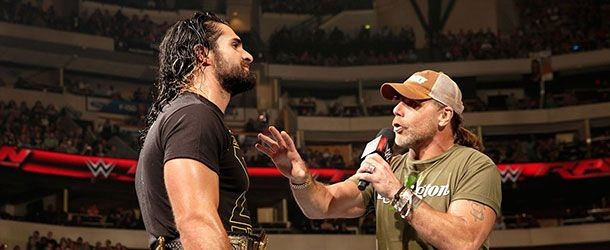 As previously reported, AJ Styles has been teasing a Royal Rumble match against Shawn Michaels at the Alamodome in January. Apparently Seth Rollins wants in on that action as well. During an interview with The Gorilla Position podcast, Seth Rollins…