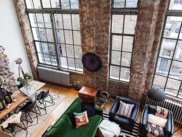 Heather Kane nous devoile son appartement New-Yorkais