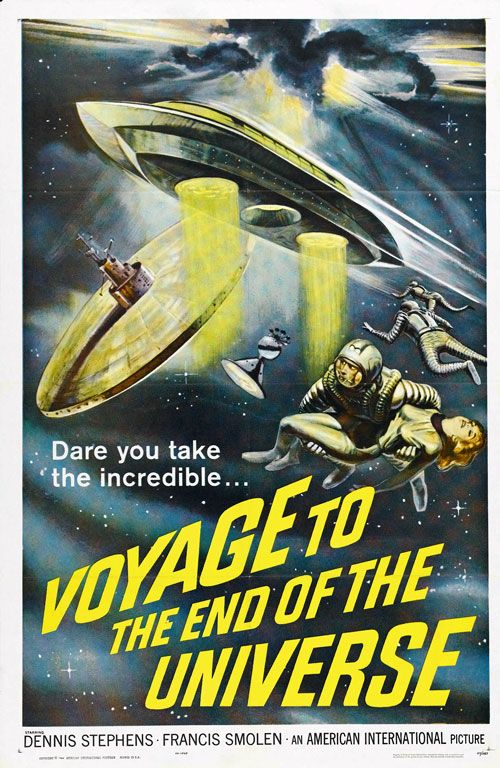 Ikarie XB-1 (Voyage to the End of the Universe) (1963)