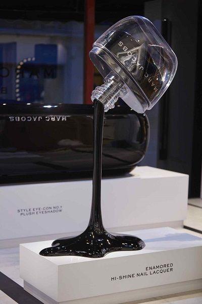 VM choice: Marc Jacobs VM at Harrods - Retail Design World
