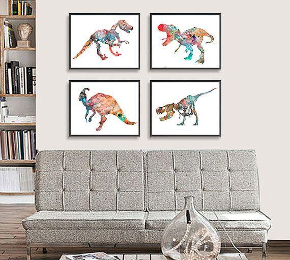 1000+ Ideas About Dinosaur Room Decor On Pinterest