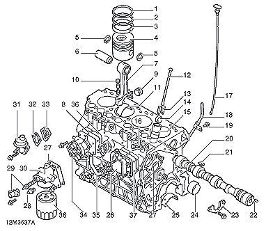 21 best engine diagram images on pinterest