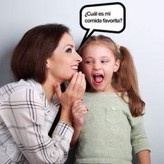 Un fantástico cuestionario para saber cómo te ven tus hijos.