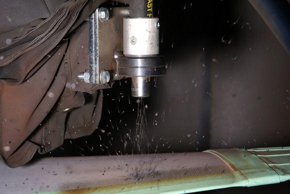 Shot Peening - Abrasive Blasting