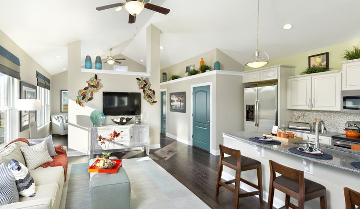 David Weekley Homes The Reef floor plan