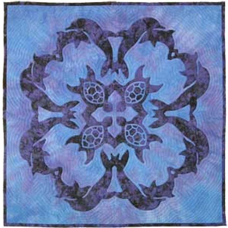 Hawaiian Quilt | hawaiian quilt patterns - Google Search | Hawaii