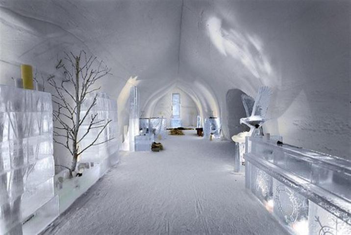 Hotel di ghiaccio Of Ice, Romania