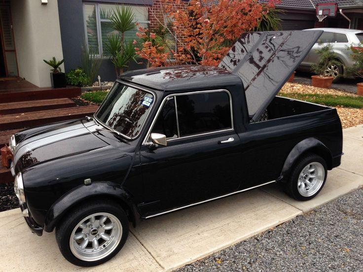 Mini Cooper Ute.