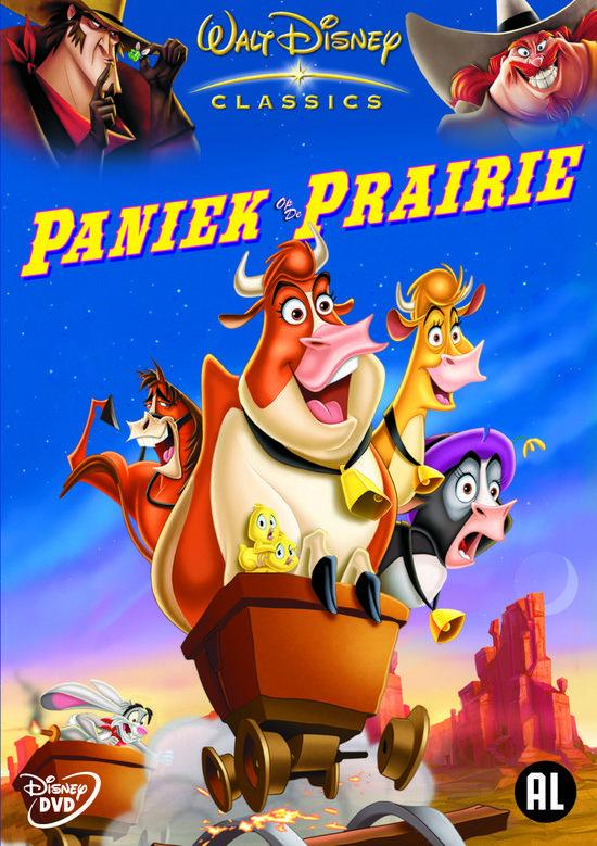 Afbeeldingsresultaat voor paniek op de prairie film