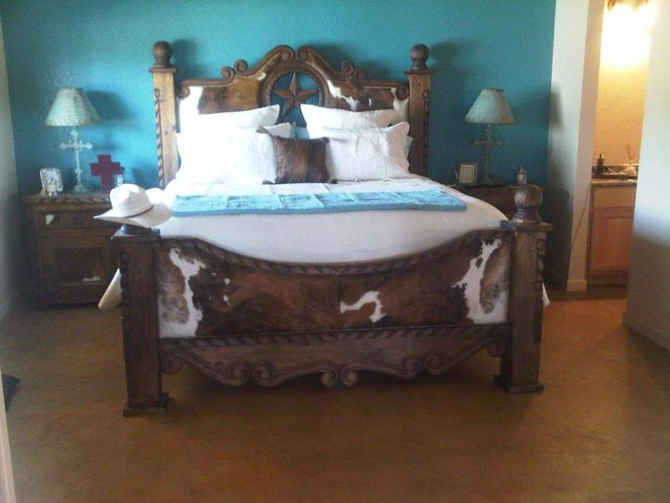 59 best Western bedrooms images on Pinterest | Furniture, Western ...