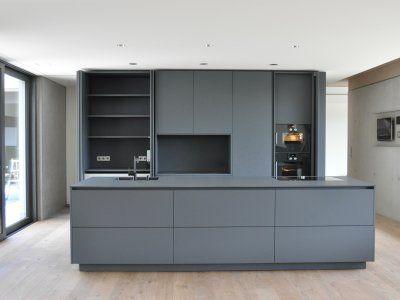 Die besten 25+ Graue küchen Ideen auf Pinterest graue und weiße - k che wei matt